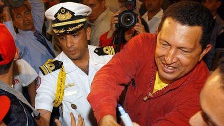 La historia del humilde guardaespaldas de Hugo Chávez que se convirtió en un excéntrico burgués