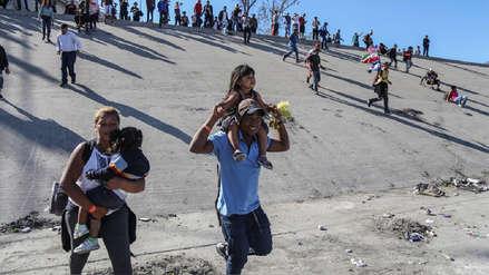 Migrantes harán huelga de hambre para que EE.UU. les otorgue asilos