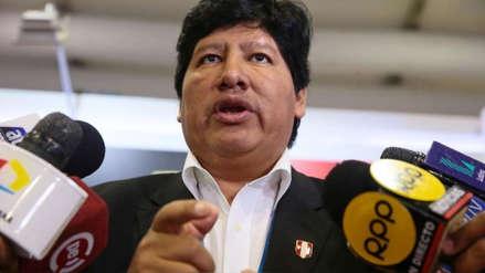 Fiscal afirmó que Edwin Oviedo fue el principal beneficiado con asesinatos en azucarera Tumán
