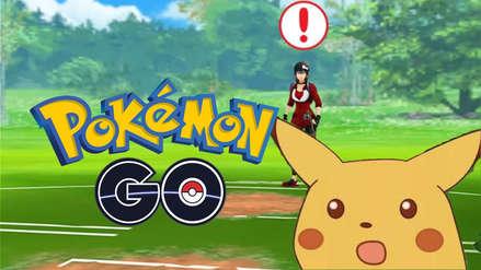 Pokémon Go | Se revelan las primeras imágenes de las batallas contra otros entrenadores