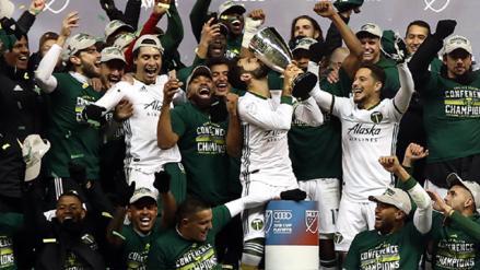 Con Andy Polo, Timbers clasificó a la final de la MLS