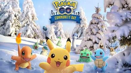 Consejos y detalles para el fin de semana del Community Day de Pokémon Go