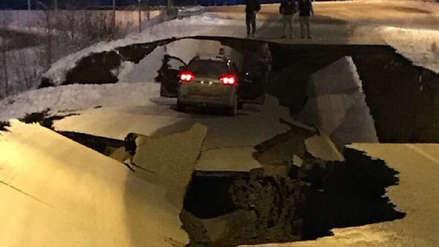 Alaska: Levantan alerta de tsunami tras terremoto de 7,0