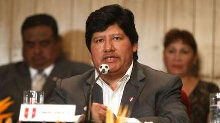 EN VIVO: Juez evalúa el pedido de prisión preventiva contra Edwin Oviedo
