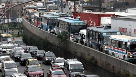 Congestión vehicular y la autoridad de transporte urbano de Lima y Callao