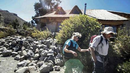 El Cañón del Colca registra el mayor número de turistas perdidos en Arequipa
