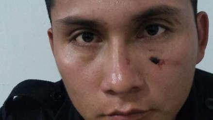 Policía denuncia agresión de médico que se resistió a intervención en Trujillo