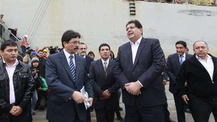 Fiscalía abrió investigación a Alan García por la concesión de terminal del Callao, según medios