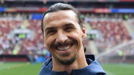 Zlatan Ibrahimovic hizo su once ideal pero borró a un jugador por su mal momento