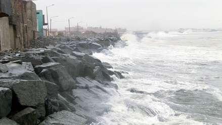 Dirección de Hidrografía prevé oleaje ligero en litoral hasta el lunes