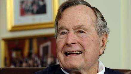 País que fue invadido por George H.W. Bush lamentó la muerte del expresidente de EE.UU.