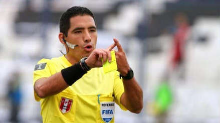 Copa Sudamericana: Diego Haro arbitrará el Junior vs. Atlético Paranaense