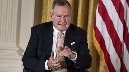 El expresidente de EE.UU., George H.W. Bush, murió a los 94 años