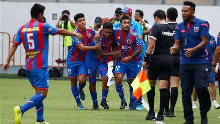 Alianza Universidad goleó a Santos FC y está cerca de quedarse con la Copa Perú