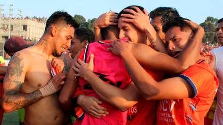 César Vallejo: así fue la celebración del campeón de Segunda División 2018
