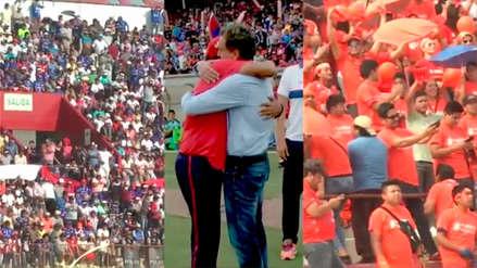Mannucci y César Vallejo se unen para pedir una final sin violencia en la Segunda División