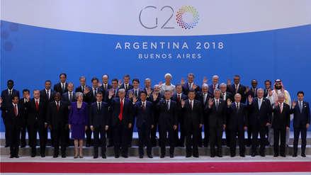 Cumbre del G20 logró acuerdos mínimos sobre comercio y firmó sin Trump compromiso por el clima