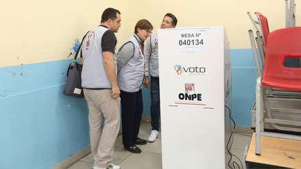 Observadores de 16 países participarán del Referéndum 2018