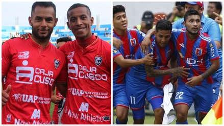 Mannucci, Cienciano, Alianza Universidad y Santos FC pelearán por los dos cupos a Primera División