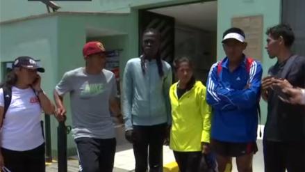Atletas ganadores de maratón denunciaron que organizadores de evento no les pagaron premio