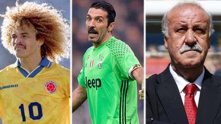 Gianluigi Buffon: los 10 bigotes más recordados en la historia del fútbol