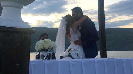 Fiorella Cayo se casó: Las postales de la romántica boda con Miguel Labarthe [FOTOS Y VIDEOS]
