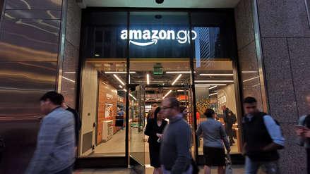 Los mercados sin cajeros de Amazon GO se están probando en tiendas más grandes