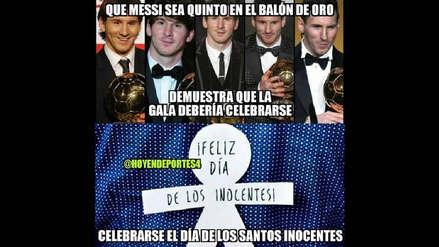 Luka Modric ganó el Balón de Oro: las redes sociales no se olvidan de Cristiano Ronaldo y Lionel Messi