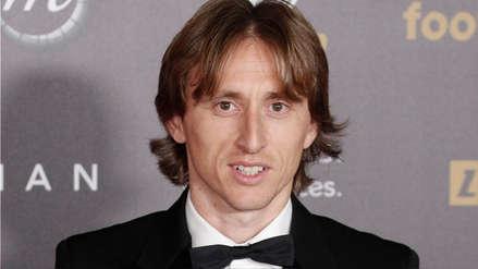 El sucesor de Cristiano y Messi: Luka Modric es el ganador del Balón de Oro 2018