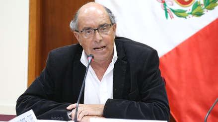 El expediente del caso de Donayre será enviado a la Comisión de Constitución para su revisión