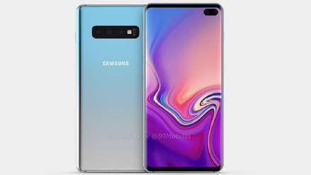 Galaxy S10 | ¿Es este el diseño final de la próxima joya de Samsung?