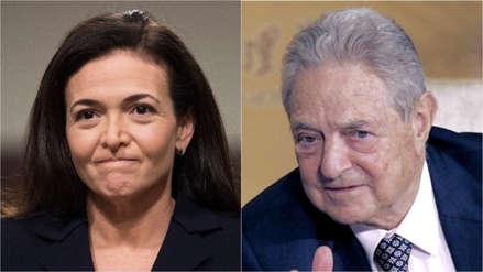 Facebook: ¿Por qué investigó a George Soros?