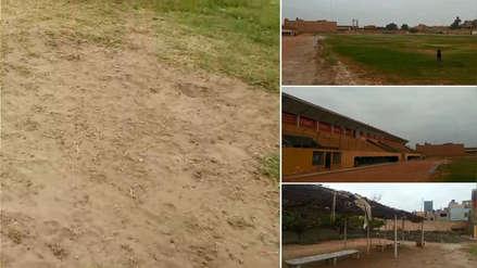 Molinos El Pirata: las pésimas condiciones del estadio en el que juega el campeón de la Copa Perú