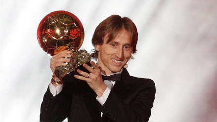 Luka Modric ganó el Balón de Oro: conoce la historia del niño pastor de cabras y refugiado de la guerra
