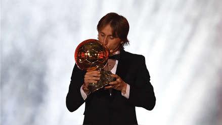 Luka Modric ganó el Balón de Oro: ¿Cuántos días pasaron para destronar a Messi y Cristiano Ronaldo?