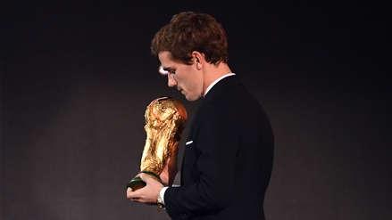 El lamento de Griezmann tras el Balón de Oro: