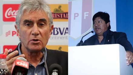 Edwin Oviedo reveló la postura de Juan Carlos Oblitas tras filtración de foto