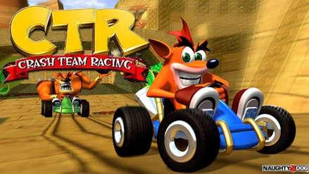Remasterización de Crash Team Racing podría anunciarse este 6 de diciembre