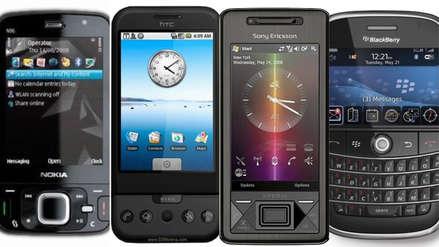 Fotos | Estos eran los mejores smartphones hace 10 años