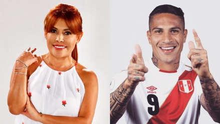Magaly Medina asegura que está dispuesta a reunirse con Paolo Guerrero