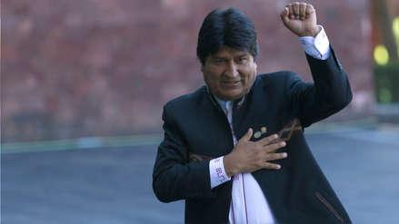 Corte electoral de Bolivia autoriza candidatura de Evo Morales para un nuevo mandato