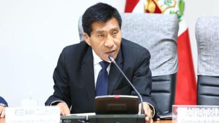 Sánchez exhortó a la Junta de Portavoces a debatir mañana en el pleno del Congreso el caso de Moisés Mamani