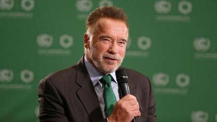 Schwarzenegger conmueve las redes sociales con caso de desalojo a anciana y promete ayudarla