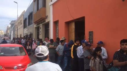 Alianza Lima vs. Melgar: Largas colas para comprar entradas del partido de vuelta de la semifinal