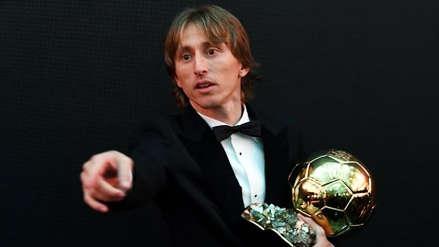 """""""Es el mejor de los mejores"""": La prensa croata se rinde a los pies de Luka Modric"""