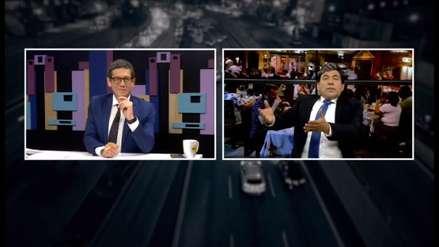 Galan García conversó con Jaime Chincha desde la Clandestinidad [VIDEO]