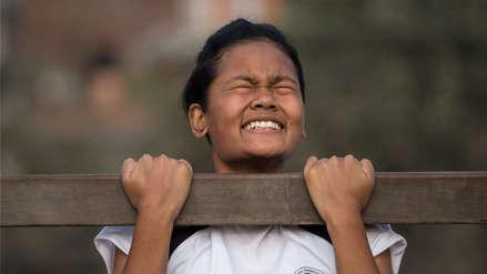 Fotos | Mujeres aspirantes al temido Ejército de los