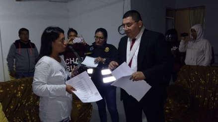 Talara: Alcaldesa electa de Lobitos fue detenida por presunta pertenencia a una organización criminal