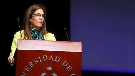 """Carmen Correa: """"Tenemos que darle a las mujeres las oportunidades de desarrollar sus habilidades para trabajar"""""""