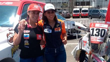 Rally Dakar 2019 | Fernando Kanno y Gianna Velarde, las peruanas que competirán en la carrera
